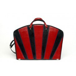 Fan - Business Cases - Red Burma, Black And Purple