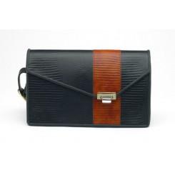 Tailored - Medium - Black And Cedar Burma