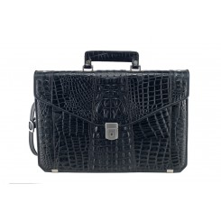 Legal - Business Cases - Black/Silver Croc
