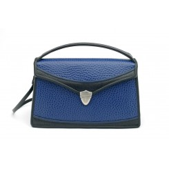 Claremont - Middy - Sapphire Emu, Black And Sapphire