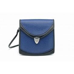 Berkeley - Small - Sapphire Emu, Black And Sapphire