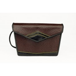 Marin - Small - Brown Emu, Black And Olive