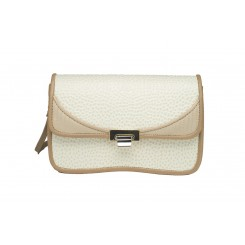 Waverly - Small - Linen Emu And Tan