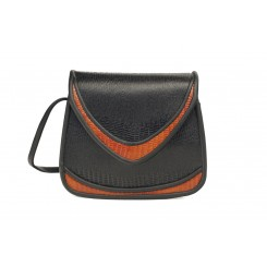 Basia - Small - Black And Cedar Burma