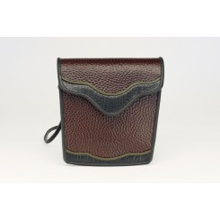 Petaluma - Small - Brown Emu, Black And Olive