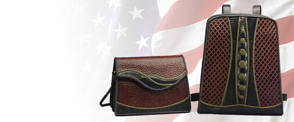 Purses made in America